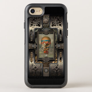 Balloon.Age of Steampunk. OtterBox Symmetry iPhone 7 Case