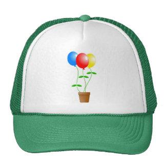 Balloon Plant Cap