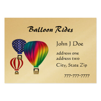 Ballooner Business Card