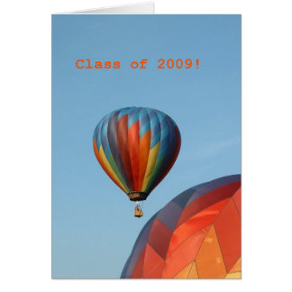Balloons!  Class of 2009! Greeting Card