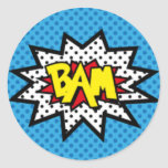 BAM! Stickers