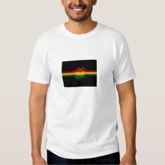 Band of raggae tee shirt