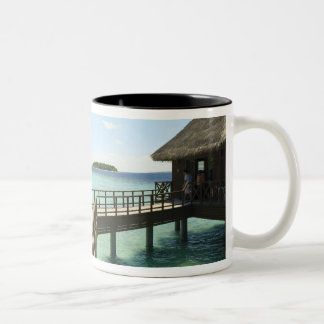 Bandos Island Resort, North Male Atoll, The 2 Two-Tone Mug