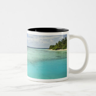 Bandos Island Resort, North Male Atoll, The Two-Tone Mug