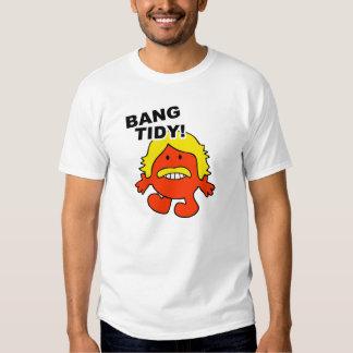 BANG TIDY - Funny White Shirt