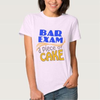 Bar Exam - Piece of Cake Tshirt