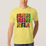 Barack Obama Pop Art Style Tshirts