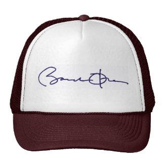 Barack Obama Signature Cap