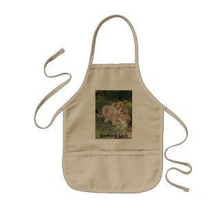 Barbary Lion-toy-008, Barbary Lion Kids Apron