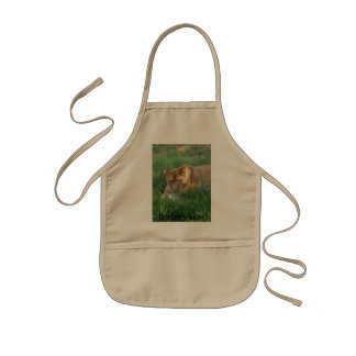 Barbary Lion-toy-024, Barbary Lion Kids Apron