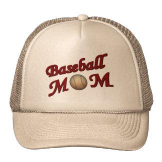 Baseball Mom Cute Cap