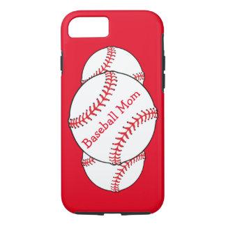 Baseball Mom iPhone 7 Case