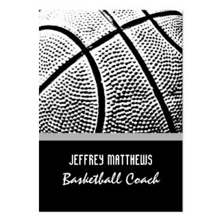 Basketball Pack Of Chubby Business Cards
