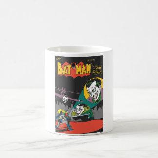 Batman #37 Comic Basic White Mug