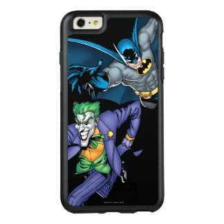 Batman and Joker with gun OtterBox iPhone 6/6s Plus Case