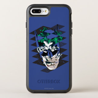 Batman and The Joker Collage OtterBox Symmetry iPhone 7 Plus Case