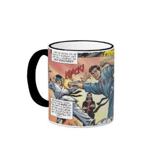 Batman - Bruce Wayne Origins 1 Ringer Mug