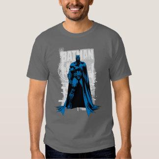 Batman Comic - Vintage Full View T Shirts
