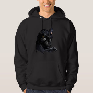 Batman Crouching Pullover