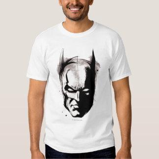Batman Drawn Face T-shirts