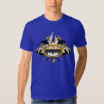 Batman Logo with Cars T-shirt