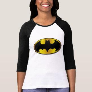 Batman Symbol | Oval Gradient Logo Shirt