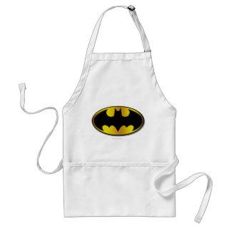 Batman Symbol | Oval Gradient Logo Standard Apron