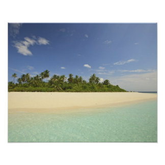 Baughagello Island, South Huvadhoo Atoll, 2 Poster