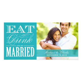 & BE MARRIED | SAVE THE DATE ANNOUNCEMENT PHOTO CARD TEMPLATE