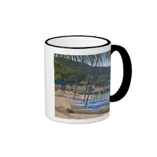 Beach side at Leverick Bay Resort & Marina, Ringer Mug