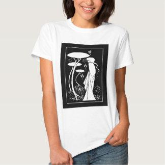 Beardsley Sorceress leFay T Shirt