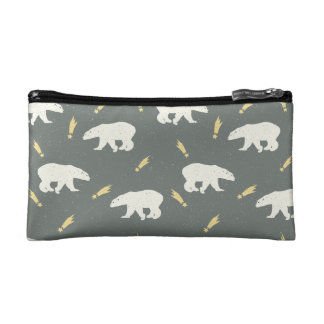 Bears & Shooting Stars Cosmetics Bags