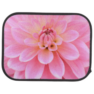 Beautiful Dahlia (closeup) Car Mat
