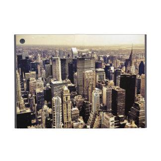 Beautiful New York City Skyscrapers Skyline iPad Mini Cases