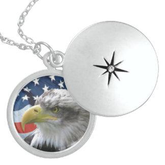 Beautiful round sterling silver locket. round locket necklace