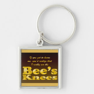 Beeswax Premium Keychain
