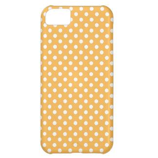 Beeswax Small Polka Dot iPhone 5 Case