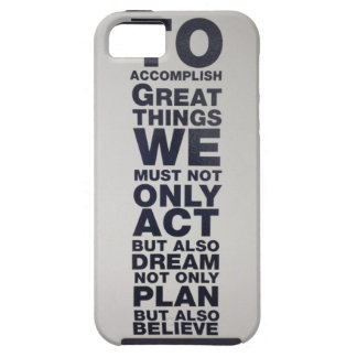 believe iPhone 5 cover