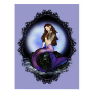 Believe Mermaid Post Cards