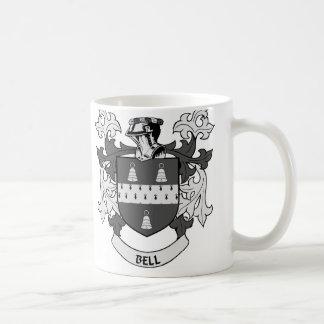 BELL Family Crest Basic White Mug