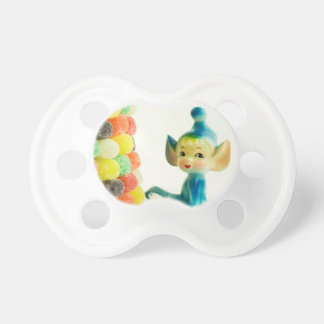 Belle the Pixie Elf Pacifiers