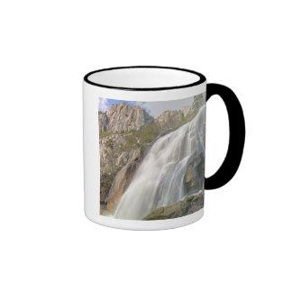 Bells Canyon Waterfall, Lone Peak Wilderness, Ringer Mug