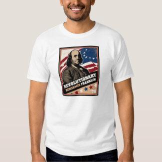 Benjamin Franklin Revolutionary Tee
