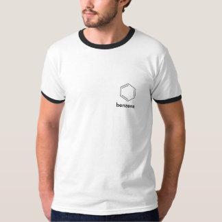 Benzene, benzene tee shirt