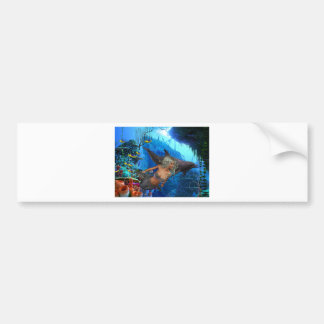 Best Seller Merrow Mermaid Bumper Sticker