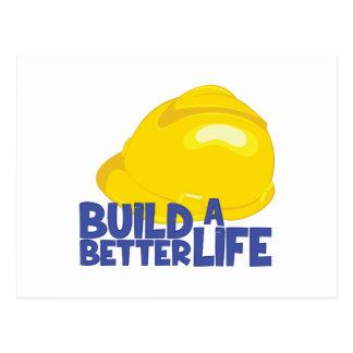 Better Life Postcard