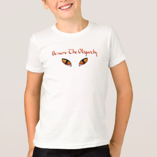 Beware The Oligarchy Monster T-Shirt
