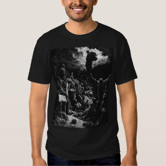 Bible: Ezekiel's Resurrection - Gustave Dore Tee Shirts