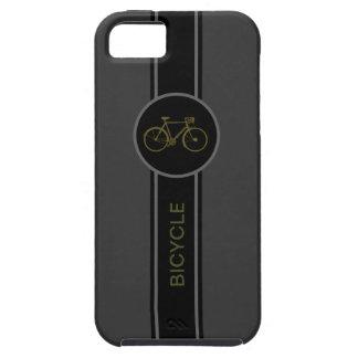 bicycle black label tough iPhone 5 case