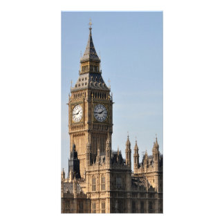 Big Ben London Photo Greeting Card